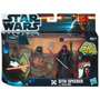 Star Wars Episodio 1 - Sith Speeder With Darth Maul - Hasbro