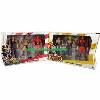 Street Fighter Pack Por 6 Figuras Riu Ken Etc