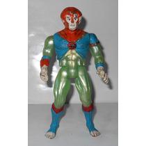 Thundercats Tigro Verde Metalizado Importado !!