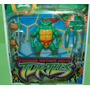 Lote X 2 Blister Tortugas Ninja Tmnt Articuladas Accesorios