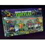 Tortugas Ninjas En Set Para Tortas