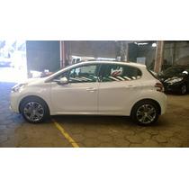 Peugeot 208 100% Financiado Entrega Asegurada En Cuota 4