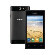 Philips S309 4 Dual Core Camara 5mpx 512mb Ram Negro