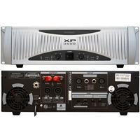 Potencia Phonic Xp3000, 1000wx2 Em 4 Ohms, 600x2 En 8ohms