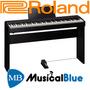 Piano Digital, 88 Teclas, 128 Voces Sensib 3 Niv Roland F-20