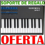 Piano Digital Kurzweil Sp4-7 76 Notas + Soporte Tijera Doble