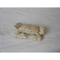 Pequeña Escultura De Un Cangrejo