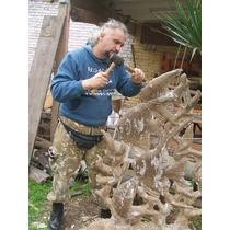 Escultura De Piedra Leonel Tucididi Exclusivo Lo Nuevo A Ped