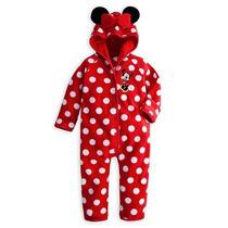 Enterito Polar Minnie Disney Store Original Con Etiqueta