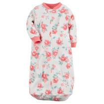 Bolsa De Dormir Pijama Micro Polar Bebe Carters - Nuevos