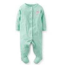 Pijamas Ositos Carters Micropolar, Algodon Toalla