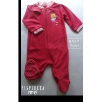Pijama Polar Body Osito Bebe Babyyamp! Oportunidad 6a12m