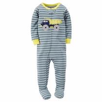 Pijama Osito Algodón Carters Bebe Ropita Importada Usa