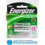 Pilas Energizer Recargables 1400 Mah- Precio X Unidad