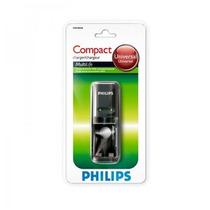 Cargador De Pilas Doble A Triple A Universal Philips Compact