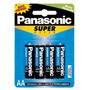 Pilas Aa Panasonic X40 Carbon Mejor Precio De Mercado