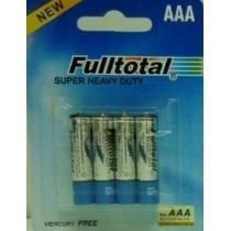 20 Pilas Aaa Fulltotal $2.99 C/u