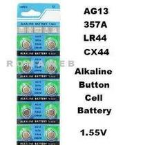 Pila Boton Reloj Ag13 Lr44 Y Equivalente Precio Pack 10 Unid