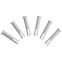 Clavo Pin Plastico Corto X 6 Pileta Intex Ø Repuesto