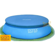 Pileta Inflable Intex Cobertor Diametro 244
