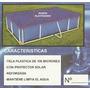 Cubrepileta P/ Pileta Sol De Verano Mod. 400 / 450