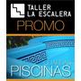 Guardas Autoadhesivas Para Piletas Fibra 1 Color Premium!