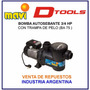 Bomba Autocebante 3/4 Hp Mavi P/ Pileta Picina Filtro Dtools