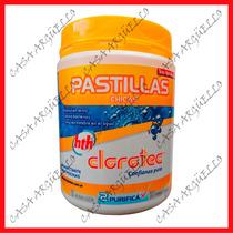 Clorotec - Cloro Pastilla Chica X 1 Kilo - Precio Imbatible