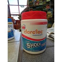 Clorotec Cloro Shock 1kg Los Aromos Net