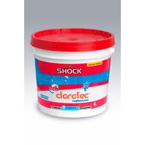 Cloro Shock Disolución Rápida Por 10kg Clorotec