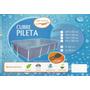Mantel Cubre Pileta Vrias Medidas Polietileno 100% Ajustable