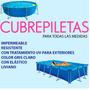 Cubre Pileta 4.45x2.25 Para Pelopincho 1076 Liviano Cobert