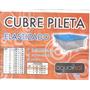 Cubre Pileta Cobertor Pvc Pelopincho 2 X 1.40mts Observe !!