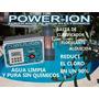 Ionizador De Agua Para Piscina/pileta Hasta 80m3 Power-ion