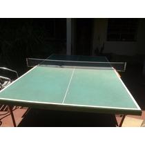 Mesa De Ping Pong Profesional Plegable Maitino