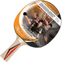 Paleta De Ping Pong Tenis De Mesa Donic Top Team 200 Goma1,5