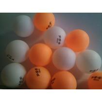 Pelotita De Ping Pong Tenis De Mesa X 6 Unidades En Almagro
