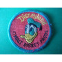 Parche Bordado Disney Pato Donald Usa Original Colección´80s