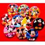 10 Pines Prendedores Colección Mickey Mouse - Disney