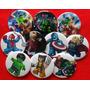 25 Prendedores Lego Vengadores Y Liga De La Justicia