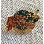 Pin Planet Hollywood Buenos Aires Logo Con Pareja De Tango