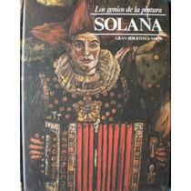 Pintura: Solana - Los Genios De La Pintura