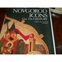 Novgorod Iconos En Inglés Ilustrado Color