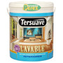 Latex Super Lavable 10 Lts Tersuave Pintura Interior Rosario
