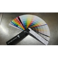Carta Color Sherwin Williams Nueva!! + De 1000 Colores