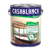 Barniz Interior Satinado Semi-mate Casablanca 4lts