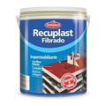 Recuplast Fibrado Para Techos/terrazas Membrana Liquida 4kg