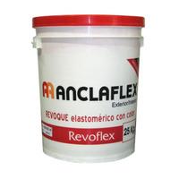 Revoque Plastico Revoflex Anclaflex 25 Kg Aplica C/ Rodillo