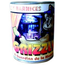 Barniz Sintetico Interior Grizzly 4lts