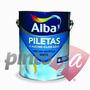 Pintura Para Piletas Alba X 4lts. Caucho Clorado.